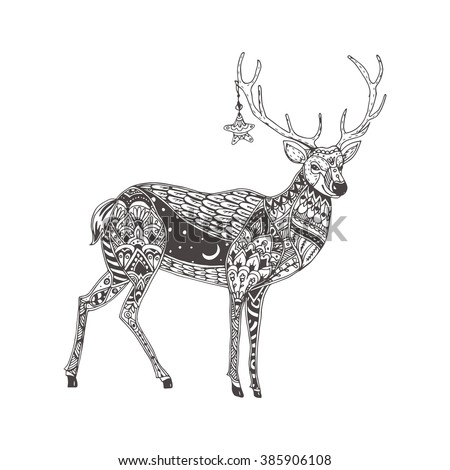 Adult Reindeer Stock Images Royalty Free Images Amp Vectors