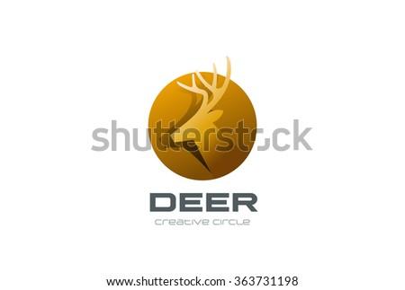 Deer Head Logo Company