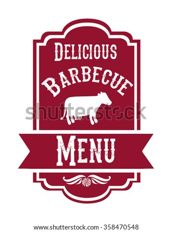 delicious barbecue design