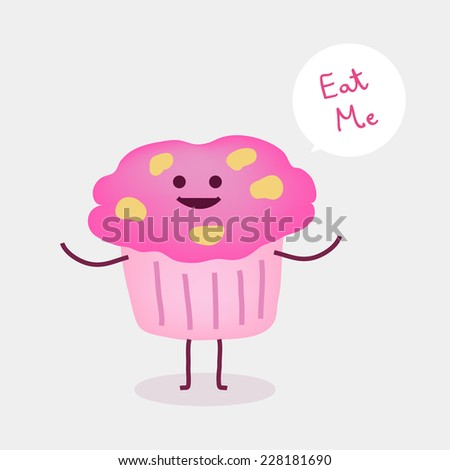 Cartoon Muffin Stock Images Royalty Free Images Amp Vectors