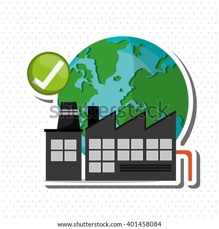 Delivery icon design , vector illustration - stock vector