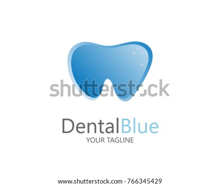 Dental Logo Design Template
