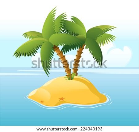 Desert Island Stock Images, Royalty-Free Images & Vectors ...
