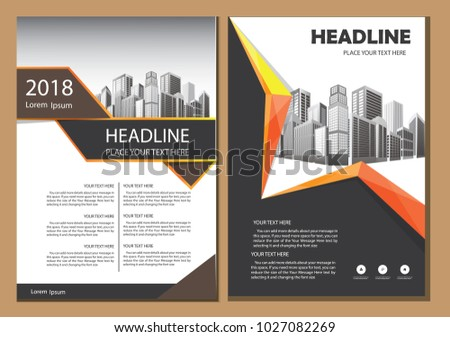 design cover brochure flyer layout magazine poster catalog business