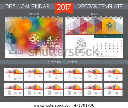 Calendar Template Photos RoyaltyFree Images and Vectors – Calendar Sample Design