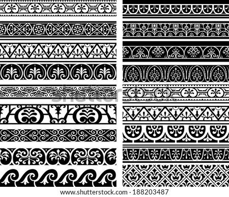 Baroque design stock images royalty free images vectors for Baroque design elements