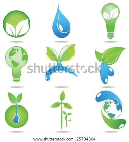 Design elements 4 - stock vector