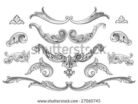 Design elements  vector - stock vector