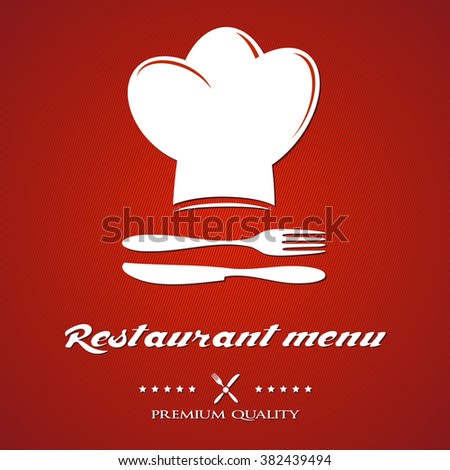 Design for a restaurant menu, brochure and other publish product