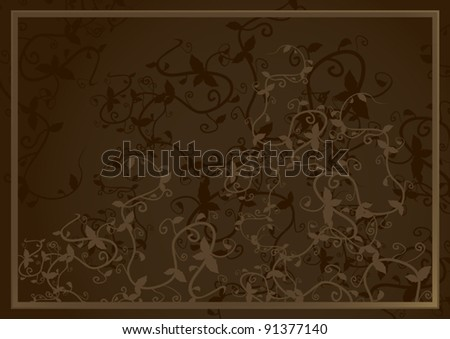 Design of classical and elegant background