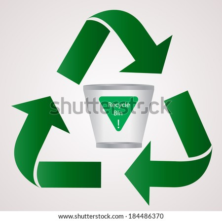 Design of recycle symbol