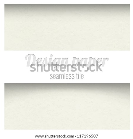 Design paper - seamless patterns set - sepia