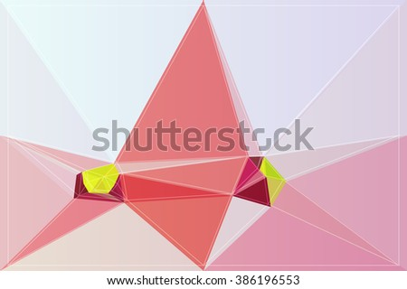 design shape triangle wallpaper element colorful mosaic