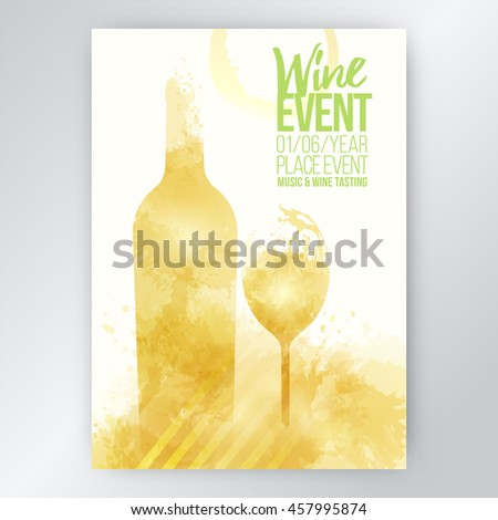 wine tasting invitation stock images royalty free images vectors shutterstock. Black Bedroom Furniture Sets. Home Design Ideas