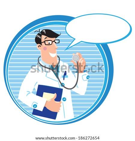 Doctor Home Visit Stock Vectors & Vector Clip Art ...