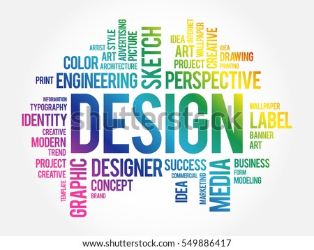Design Word Cloud Stock Images, Royalty-Free Images & Vectors ...