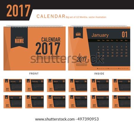 how to set a calendar on desktop