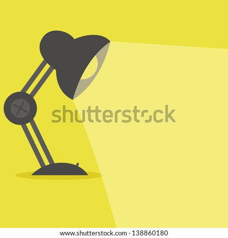 Desklamp Images RoyaltyFree Images Vectors – Desk Lamp Logo