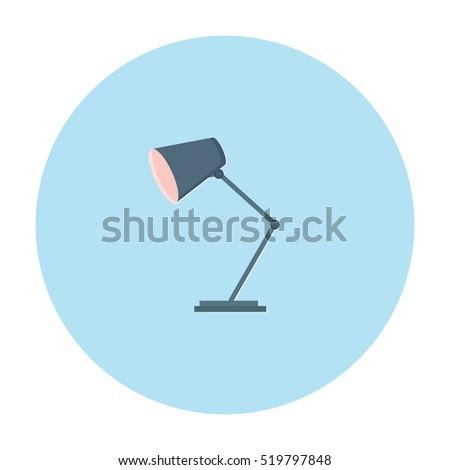 Desklamp Vectors Images Vector Art – Desk Lamp Logo