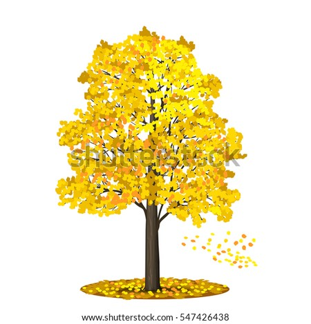 Yellow Trees Stock Images, Royalty-Free Images & Vectors ...
