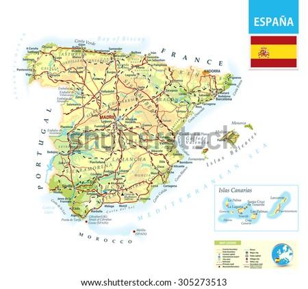 Гугл карта испании аликанте