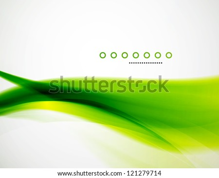 Detailed wave abstract background template. Vector ilustration