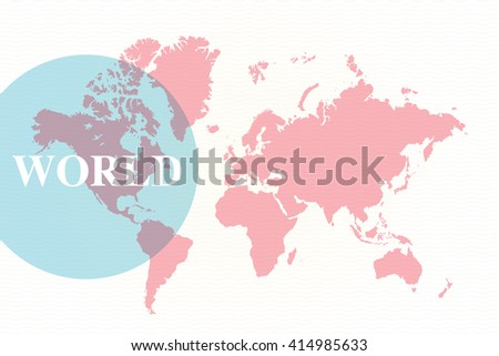 Detailed world map all countries fully stock vector 414985633 detailed world map all countries are fully editable gumiabroncs Choice Image
