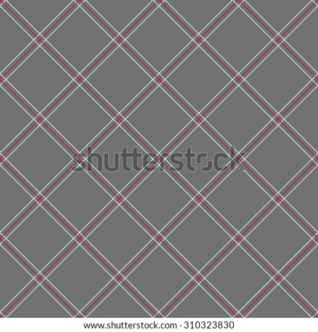 Diagonal lines abstract pattern. Seamless vector background.