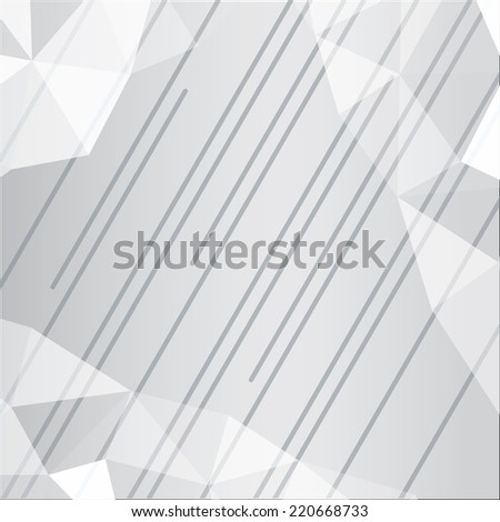 Diagonal lines pattern background. Abstract wallpaper with stripes or curves. Modern design background with geometric triangle elements. Vector