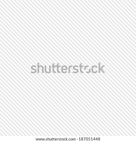 Diagonal lines white pattern. Seamless texture. Repeat stripes pattern. Vector - stock vector
