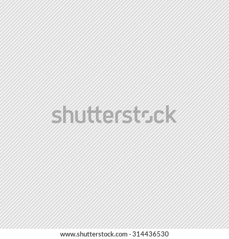 Diagonal striped lines background with black & white and gray color tones - stock vector