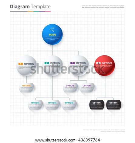 Hierarchy Chart Stock Images RoyaltyFree Images  Vectors