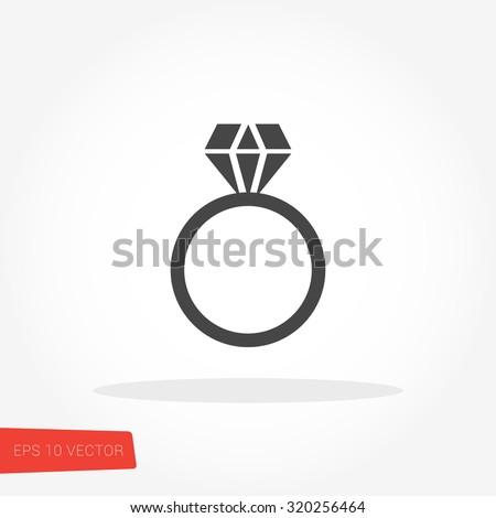 Diamond Ring Vector / Diamond Ring Vector Object / Diamond Ring Vector Image / Diamond Ring Vector Art / Diamond Ring Vector JPG / Diamond Ring Vector JPEG / Diamond Ring Vector EPS / Diamond Ring AI - stock vector