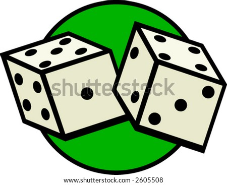 Polyhedral Dice Clip Art