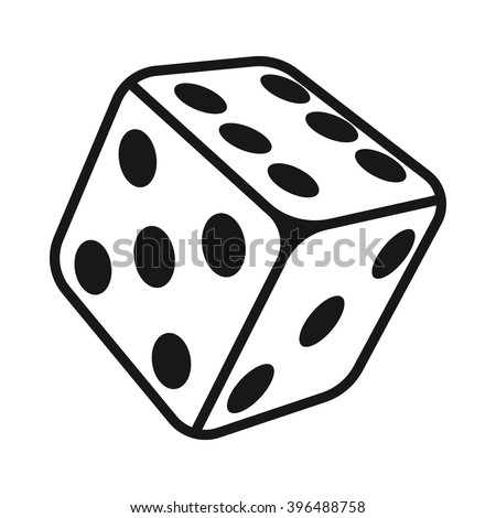 Dice icon, Dice icon eps10, Dice icon vector, Dice icon eps, Dice icon jpg, Dice icon path, Dice icon flat, Dice icon app, Dice icon web, Dice icon art, Dice icon, Dice icon AI, Dice icon, Casino icon - stock vector