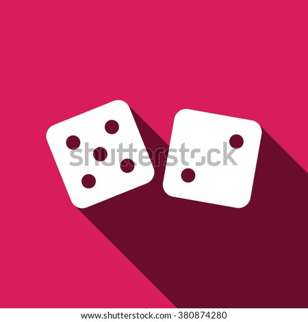 Dice icon, Dice icon eps10, Dice icon vector, Dice icon eps, Dice icon jpg, Dice icon picture, Dice icon flat, Dice icon app, Dice icon web, Dice icon art, Dice icon, Dice icon object, Dice icon UI - stock vector