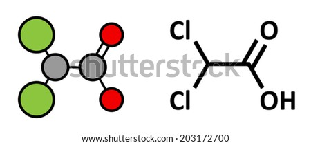 sythesis dichloroacetate