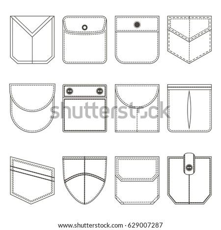 shirt pocket stock images, royalty-free images & vectors