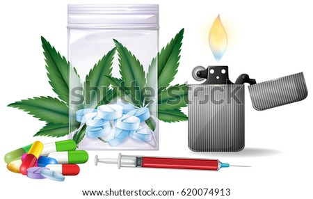 Illegal Drugs Stock Images, Royalty-Free Images & Vectors | Shutterstock