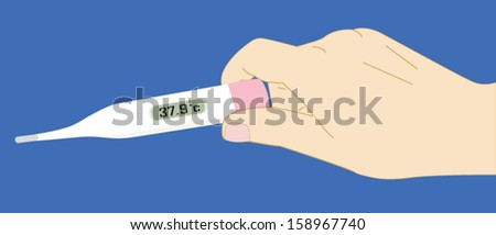 Digital Clinical Thermometer