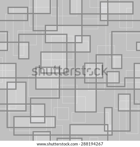 Digital line background. Seamless pattern.Vector.