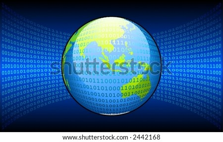Digital world (Asia,Oceania)