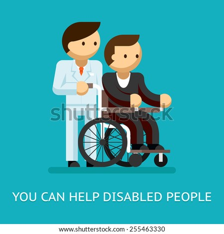 how to help phisically disabled people How to help phisically disabled people  disabled people in canada's workplace assignment 1 introduction: as the student of george brown college, it was really interesting for me to see that the college offers special courses and several programs to disabled student with different level of disability to provide richer understanding of.