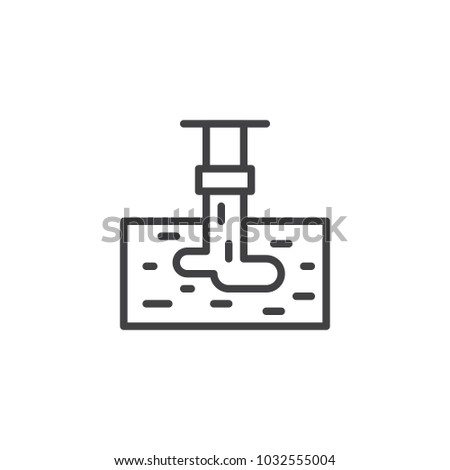 waste discharge stock images  royalty