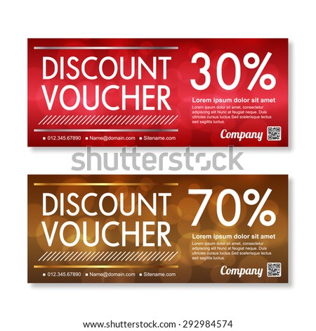Discount Voucher Stock Images Royalty Free Images