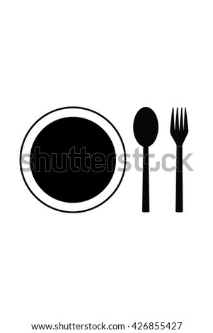 Dish fork and knife icon, Dish fork and knife icon vector,Dish fork and knife , Dish fork and knife flat icon, Dish fork and knife icon eps, Dish fork and knife icon