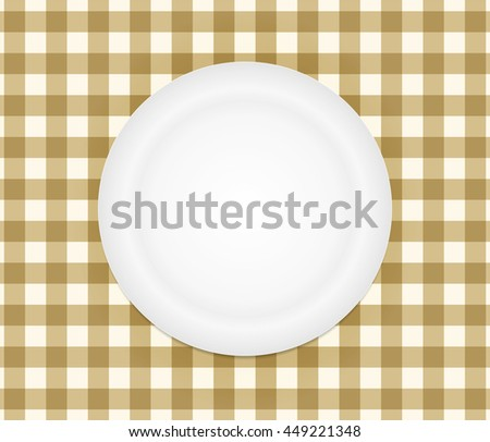 dish of the picnic(brown)
