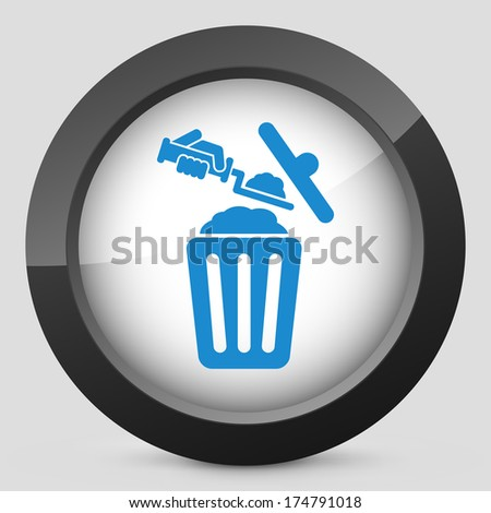 Disposal of construction materials