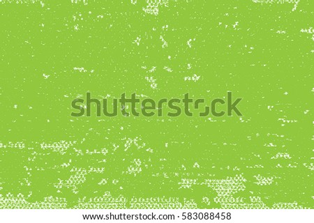 Disress Aged overlay texture. Grunge damaged shabby background. Cover for aging any image. EPS10 vector.