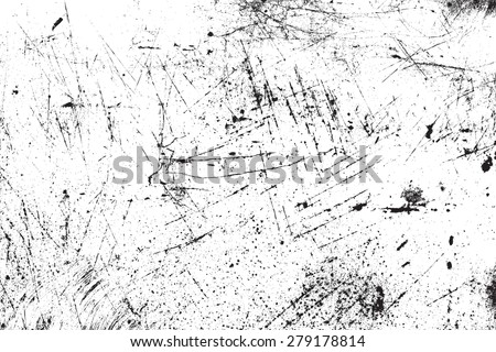 Distress Overlay Texture For Your Design. EPS10 vector. - stock vector